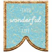 The Good Life: August 2020 Elements Kit- this wonderful life