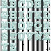 The Good Life - August 2020 Alphas - Plastic Mint