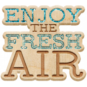 The Good Life: August 2020 Mini Kit- enjoy the fresh air 2