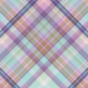 The Good Life- August 2020 Plaid & Solid Papers- Plaid Paper 06