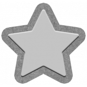 Templates Grab Bag Kit #33- layered element star 2