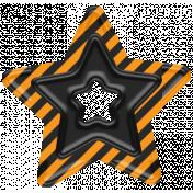 The Good Life- October 2020 Mini Kit- plastic star 3