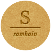 The Good Life- October 2020 Samhain Mini Kit- letterpress samhain