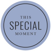 The Good Life- October 2020 Labels- Label This Special Moment