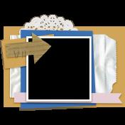 Pocket Cluster Templates Kit #13- Pocket Cluster Template 13a