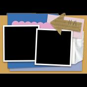 Pocket Cluster Templates Kit #13- Pocket Cluster Template 13g
