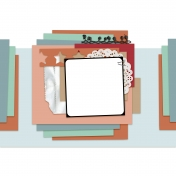 Layout Templates Kit #63- Template 63A