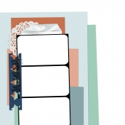 Layout Templates Kit #63- Template 63C