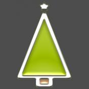 The Good Life: December 2020 Christmas Elements- Enamel Christmas Tree