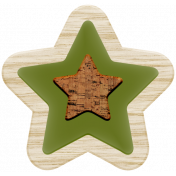 The Good Life: December 2020 Christmas Elements- Star 06