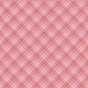 The Good Life 20 Dec - Pink Christmas plaid paper 04