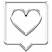 The Good Life: January 2021- Elements Kit- Wire Heart