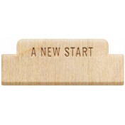 The Good Life: January 2021- Elements Kit- A New Start