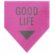 The Good Life: January 2021- Elements Kit- Good Life Banner
