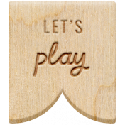 The Good Life: January 2021- Elements Kit- Let's Play Banner
