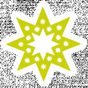 World Traveler #2 Tags & Stickers Kit- Vintage Star 4