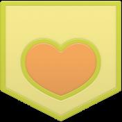 World Traveler #2 Elements Kit- Heart 3