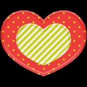 World Traveler #2 Elements Kit- Heart 5