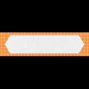 World Traveler #2 Elements Kit- Tag 7 Orange
