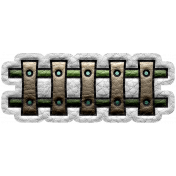 World Traveler Bundle #2 - Elements - Label Leather Train Tracks