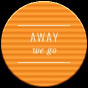 World Traveler Bundle #2 - Elements - Label Plastic Away We Go