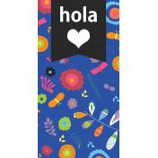 Mexico Journal Me Kit- Card 06