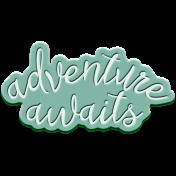 World Traveler Bundle #2 - Elements - Label Rubber Adventure Awaits