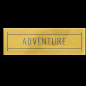 World Traveler Bundle #2- Elements- Label Vellum Adventure