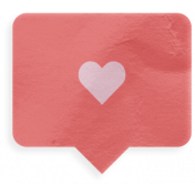 World Traveler Bundle #2- Elements- Label Vellum Heart