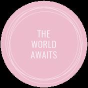 World Traveler Bundle #2- Labels- Label The World Awaits