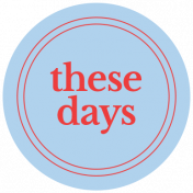 World Traveler Bundle #2- Labels- Label These Days