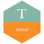 World Traveler Bundle #2- Labels- Label Travel