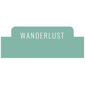 World Traveler Bundle #2- Labels- Label Wanderlust