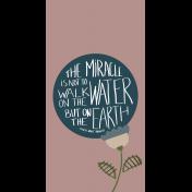 The Good Life: February 2021 Journal Me Kit- Card 02