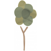 The Good Life: February 2021 Elements Kit- Vellum Tree 4