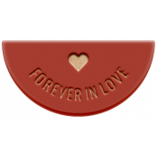 The Good Life: February 2021 Elements Kit- Word- Forever In Love