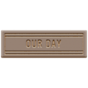 The Good Life: February 2021 Elements Kit- Word- Our Day