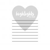 Pocket Card Templates Kit #6 4x4- Journal Card 6i 4x4