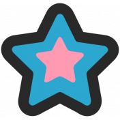 The Good Life: March 2021 Labels & Stickers- Print Star 2