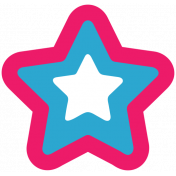 The Good Life: March 2021 Labels & Stickers- Print Star 3