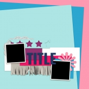 Layout Templates Kit #69- Template 69A
