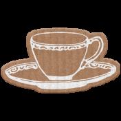 Collage 01_Tea cup-cardboard sticker