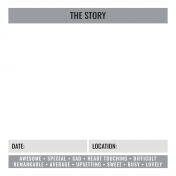 Pocket Cards Template #7_The Story-4x4