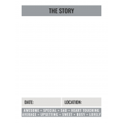 Pocket Cards Template #7_The Story-3x4
