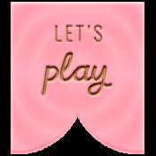 Summer Lovin_Banner flag Rubber-Let's play