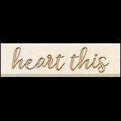 Summer Lovin_Label wood-Heart this