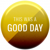 Good Life April 21_Word Circle-This was a good day