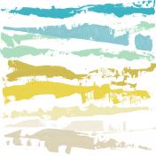 Good Life April 21_Journal me-Paint Stripes-4x4
