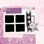 The Good Life: April Quick Pages Kit- QP 04