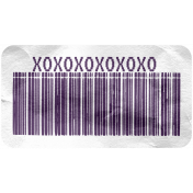 The Good Life: April Collage Kit - Barcode XOXO